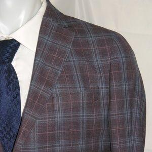 Peter Millar Loro Piana Silk Blend Blazer 40 S NEW